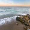 Dawn Waves at Pierport