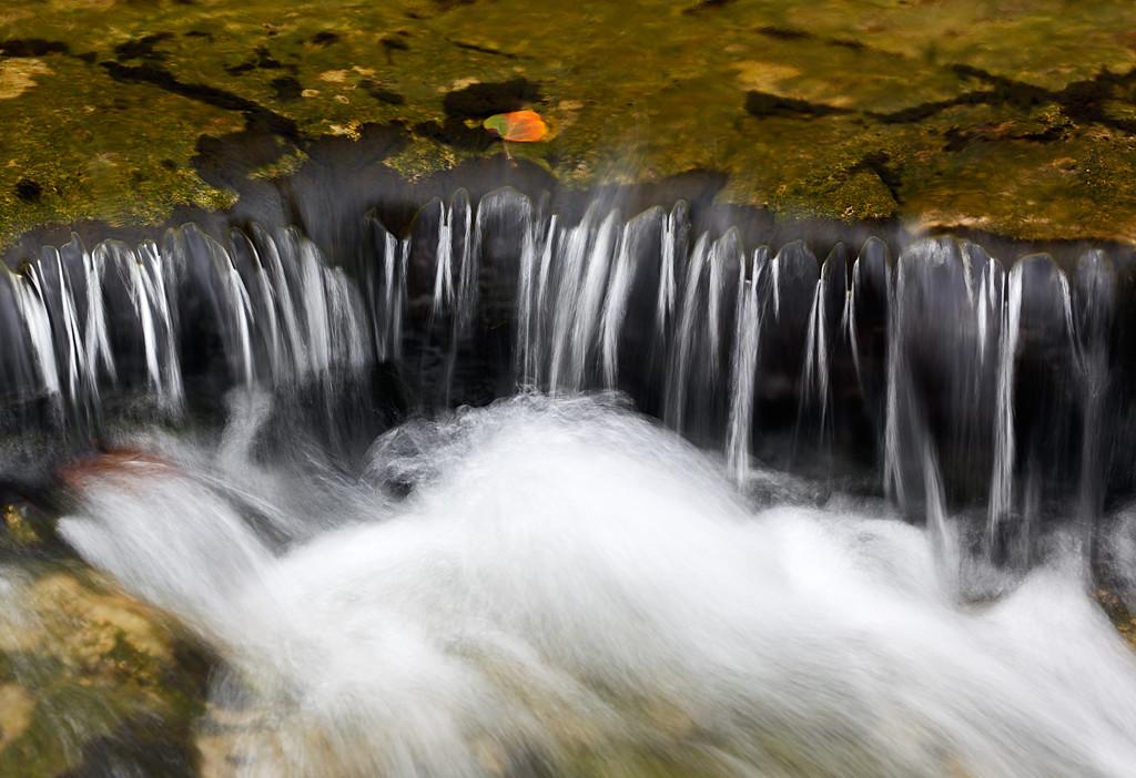 Intimate Fall - Lower Au Train Falls (Au Train, MI)