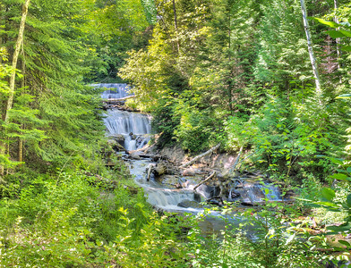 Summer at Sable Falls