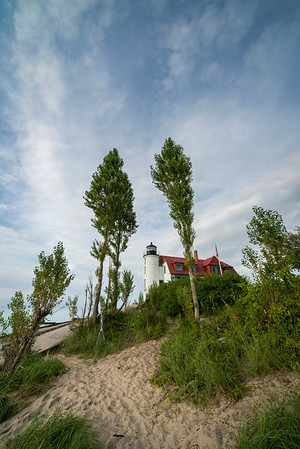 Summer Greens at Point Betsie