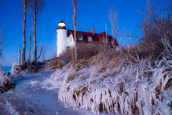Early Winter at Point Betsie
