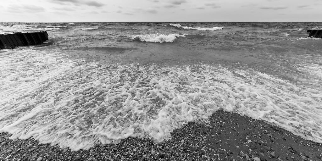 Point Betsie Waves