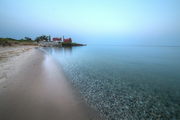 Calm Waters at Point Betsie