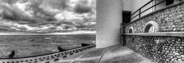 Rockwall at Point Betsie
