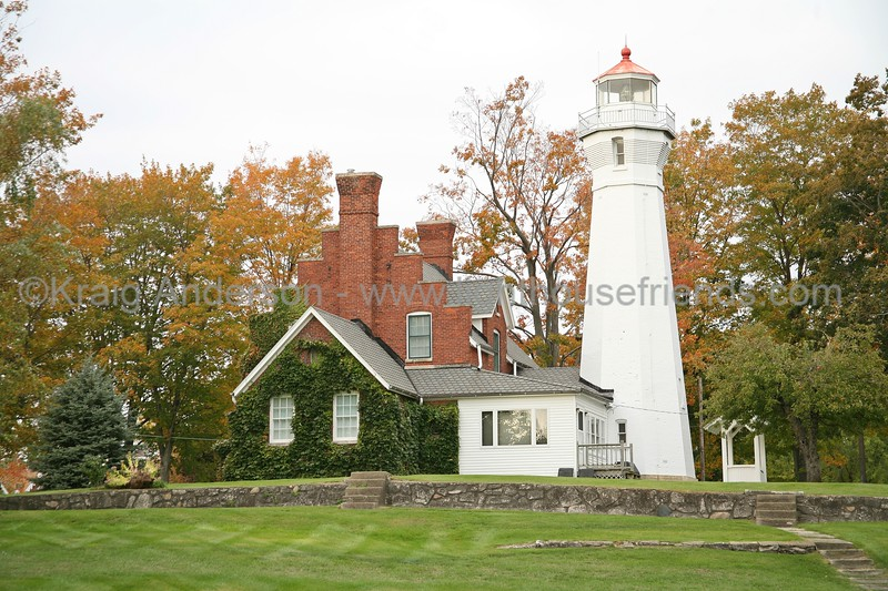 Port Sanilac Lighthouse