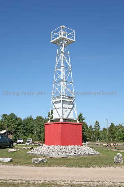Portage Lake Lighthouse