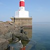 Presque Isle Harbor Breakwater Lighthouse