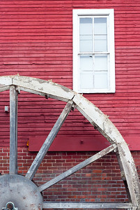 Power Wheel at Cider Mill