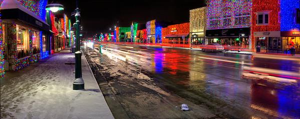 Rochester Christmas Lights