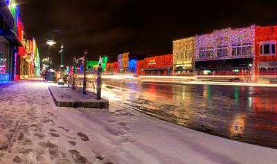 Rochester, Michigan Christmas Lights