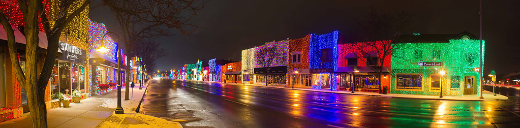 Rochester Holiday Lights