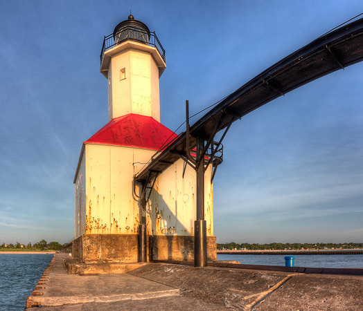 Saint Joseph, Michigan Inner Range Lighthouse