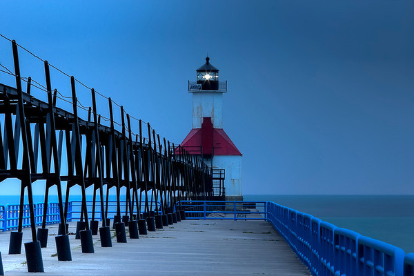 Saint Joseph Inner Range Lighthouse