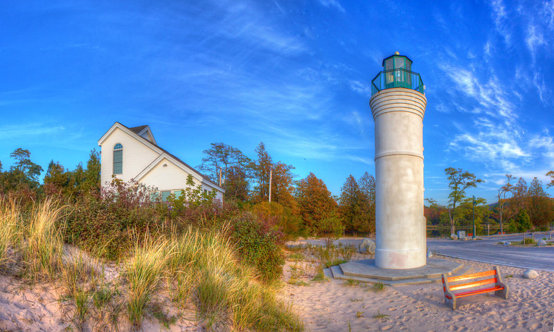 Afternoon at Manning Lighthouse
