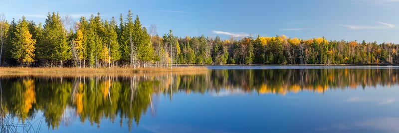 Bass Lake Reflection