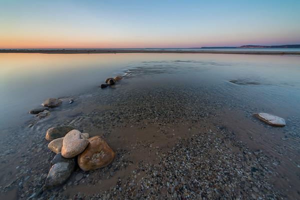 Platte River Evening