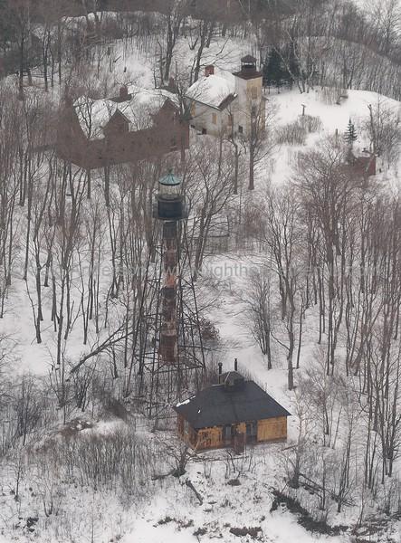 South Fox Island Lighthouse