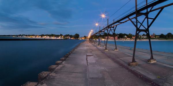 South Haven Shoreline