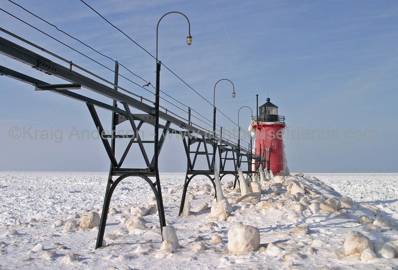 South Haven South Pier Lighthouse