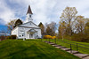 The Presbyterian Church in Omena, Michigan, USA.