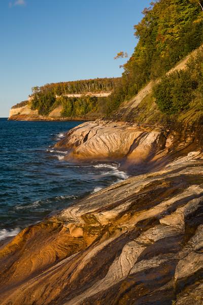 Picture Rocks Cliffs