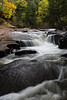Presque Isle River Waterfall