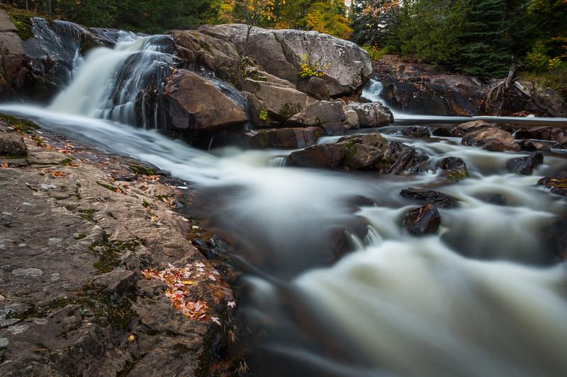 Yellow Dog River Falls 3