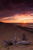 Whitefish Sunset