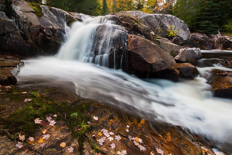 Yellow Dog River Falls 5