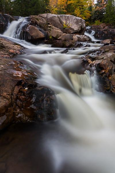 Yellow Dog River Falls 1