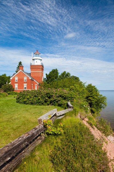 Big Bay Lighthouse Grounds