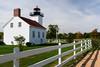 Sand Point Lighthouse. Escanaba, MI<br /> <br /> MI-080925-0037
