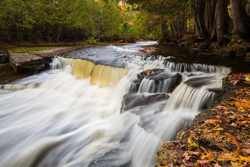 Whitefish Falls #1