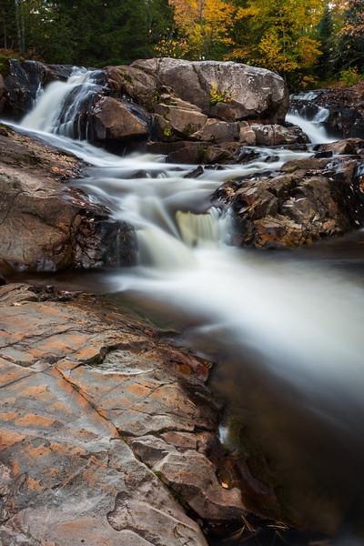 Yellow Dog River Falls 2