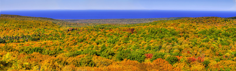 Shades of Autumn in the U.P.