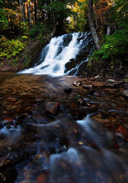 Calming Currents II - Morgan Falls (Marquette, MI)