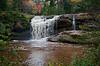 Soggy Waters - O Kun De Kun Falls (Baltimore River - Upper Michigan)