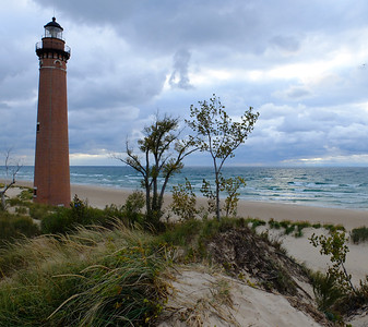 Little Sable Point Lighthouse, Silver Lake, MI
