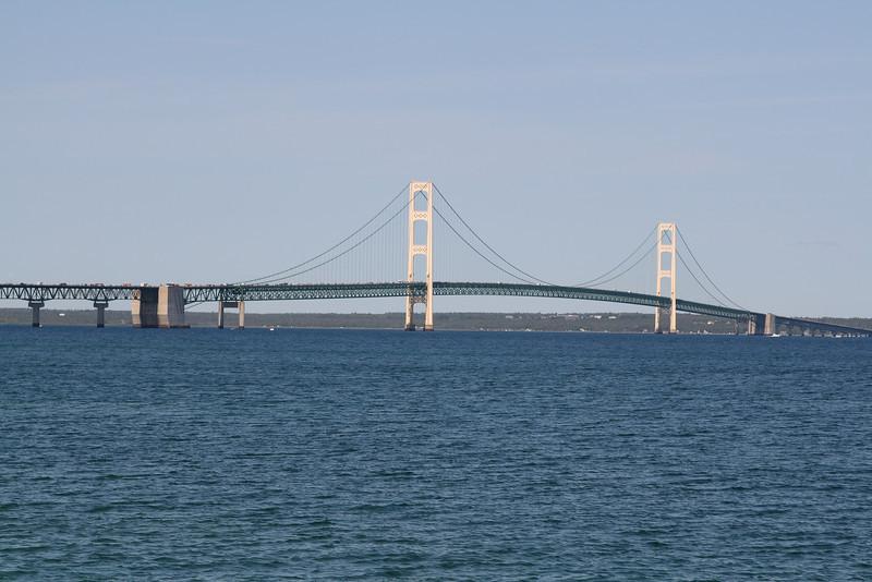 Mackinaw (or Mackinac of you prefer) Straights Bridge