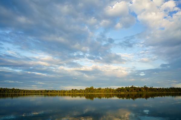 Loon Lake / Honor, Michigan