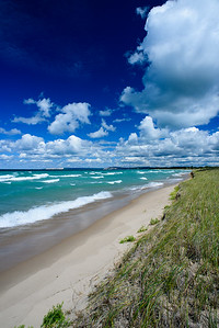 Lake Michigan / Frankfort, Michigan