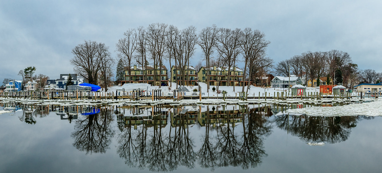Grand Haven Reflections