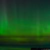 Aurora at Charlevoix, MI S Pier Head Lighthouse , September 2, 2016_GJW4176