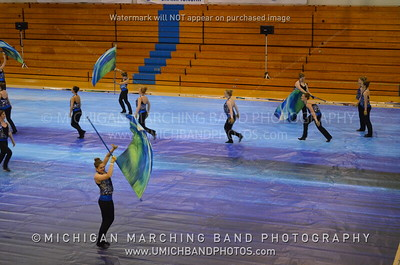 Official Photography of the Michigan Marching Band