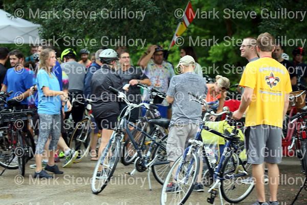 Mickey's Loop Memorial Bike Ride, Lafayette, Louisiana 07112018 002