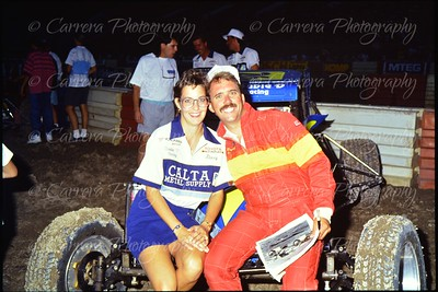 1991 MTEG Las Vegas - 26 S Dan & Stacey Bentley