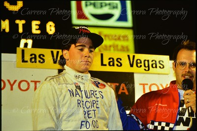 1991 MTEG Las Vegas - 17 SL Jimmie Johnson 1