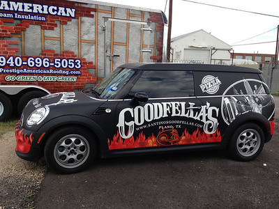 Goodfella's, '11 Mini Clubman, Dallas, TX