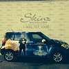 SkinzWraps Texas Legends Vehicle Wrap