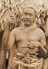 A Marshall Islands Chief, about 1945